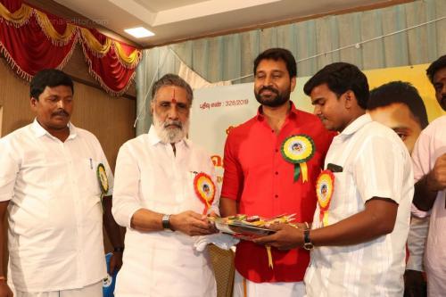 All India Jaivanth Fans Welfare Association Meeting Stills14
