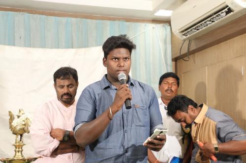 All India Jaivanth Fans Welfare Association Meeting Stills15