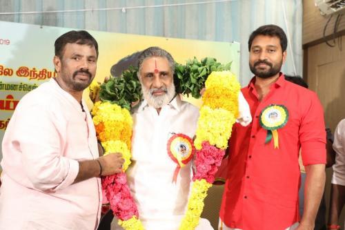 All India Jaivanth Fans Welfare Association Meeting Stills3