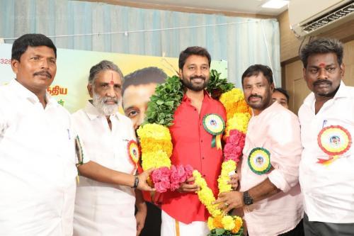 All India Jaivanth Fans Welfare Association Meeting Stills4