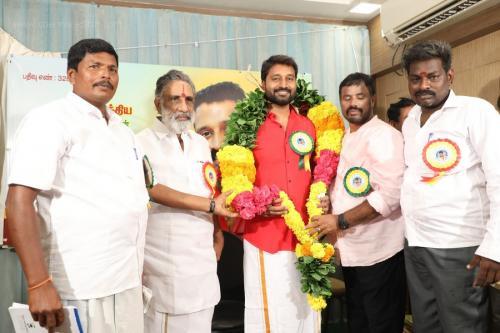 All India Jaivanth Fans Welfare Association Meeting Stills5