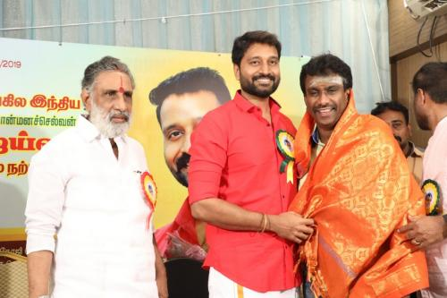 All India Jaivanth Fans Welfare Association Meeting Stills7