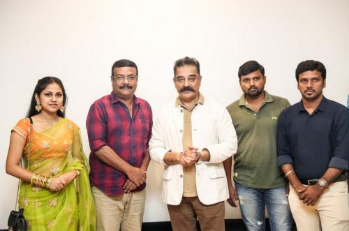 Appathava Aattaya Pottutanga  First Look Released by Kamal Haasan20