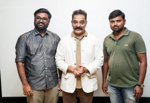 Appathava Aattaya Pottutanga  First Look Released by Kamal Haasan22