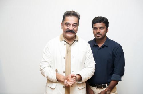 Appathava Aattaya Pottutanga  First Look Released by Kamal Haasan28