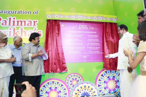 Palimer Shrikha's  Food Court Inauguration11