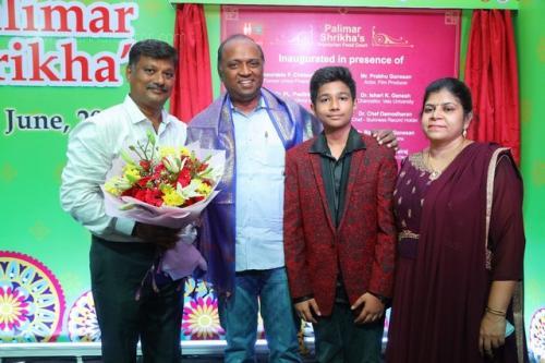 Palimer Shrikha's  Food Court Inauguration17