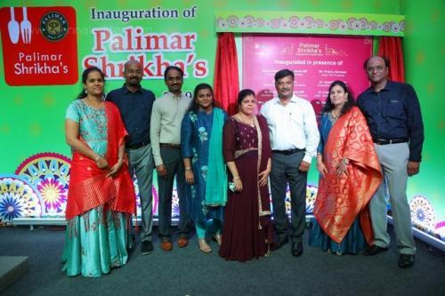 Palimer Shrikha's  Food Court Inauguration18