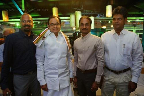 Palimer Shrikha's  Food Court Inauguration20
