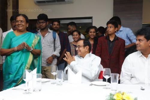 Palimer Shrikha's  Food Court Inauguration21
