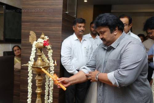Palimer Shrikha's  Food Court Inauguration27