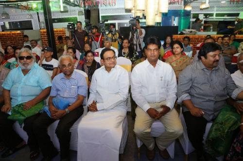 Palimer Shrikha's  Food Court Inauguration28