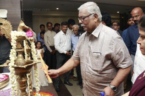 Palimer Shrikha's  Food Court Inauguration7