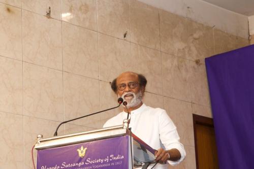 Rajinikanth At Autobiography of a Yogi  (4)
